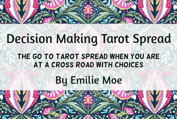 Decision Making Tarot Spread