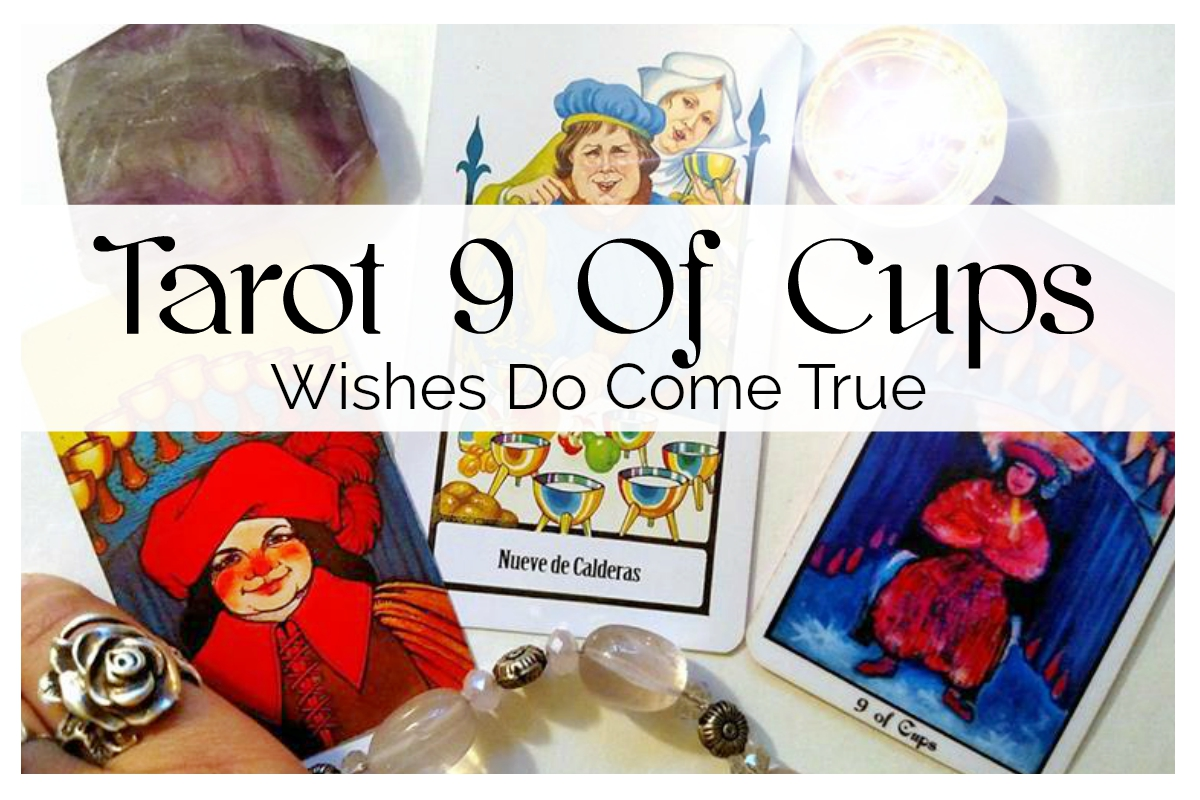 Tarot 9 Of Cups
