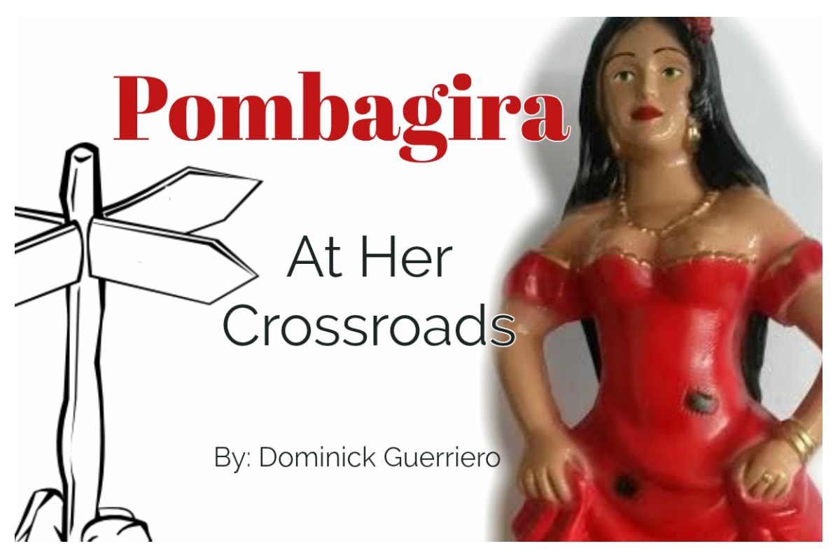 Pombagira At Her Crossroads ⋆ Tarot By Emilie - Psychic